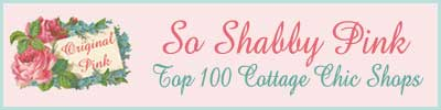 So Shabby Pink Top 100 Cottage Chic Shops